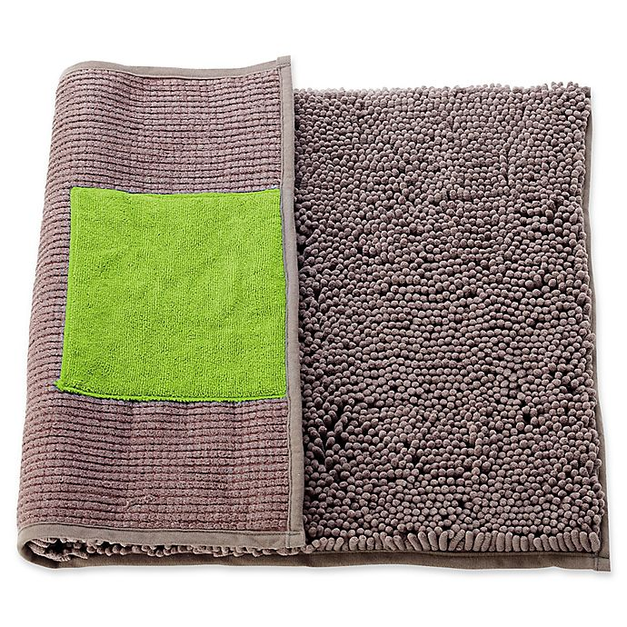 Alternate image 1 for Bissell® Barkbath™ Drydog Mat in Grey