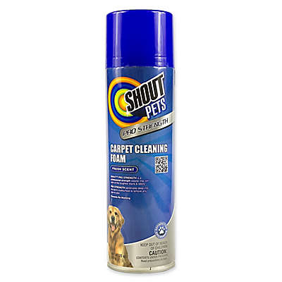 Shout® 22 oz. Pro Aerosol Foaming Cleaner