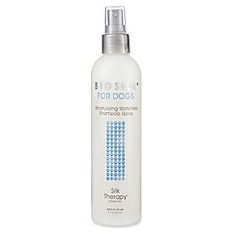 BioSilk Deep Moisture 8 fl. oz. Waterless Shampoo Spray for Dogs