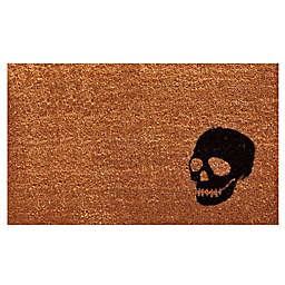 Home & More Skull Door Mat