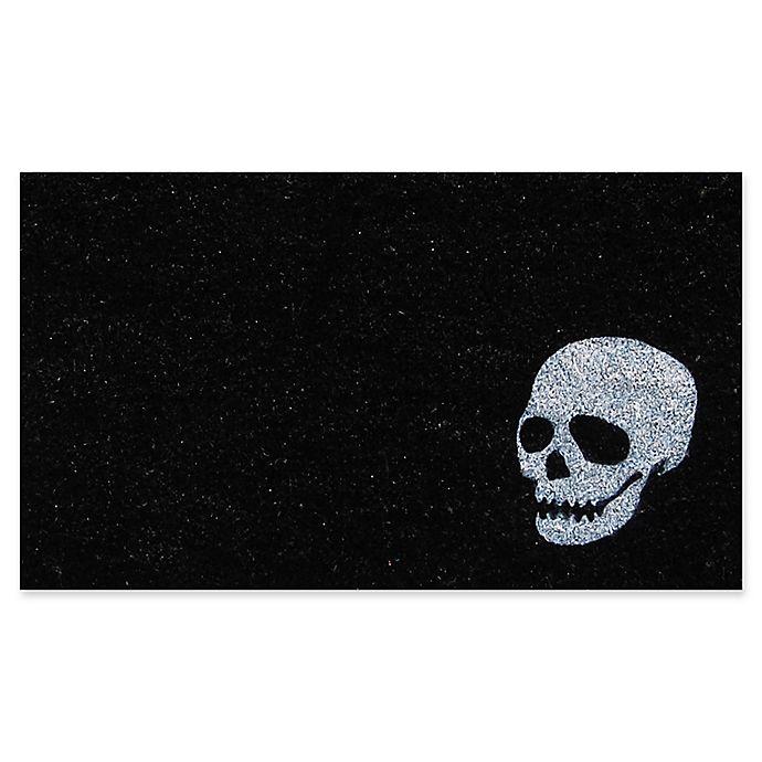 Alternate image 1 for Home & More Skull Door Mat