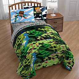 Minecraft Comforter Set