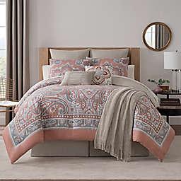 Bridge Street Paisley Medallion 7-piece Comforter Set
