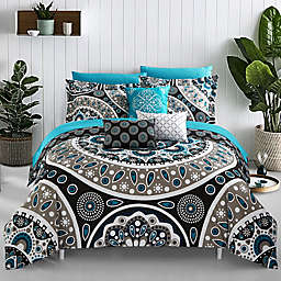 Chic Home Bryton Reversible Comforter Set