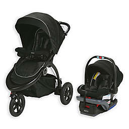 Graco® Trailrider™ Jogger Travel System in Comet™