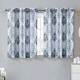 Hookless® Ikat Window Curtain Tier Pair Collection