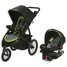 Graco® RoadMaster™ Jogger Travel System in Hudson Green