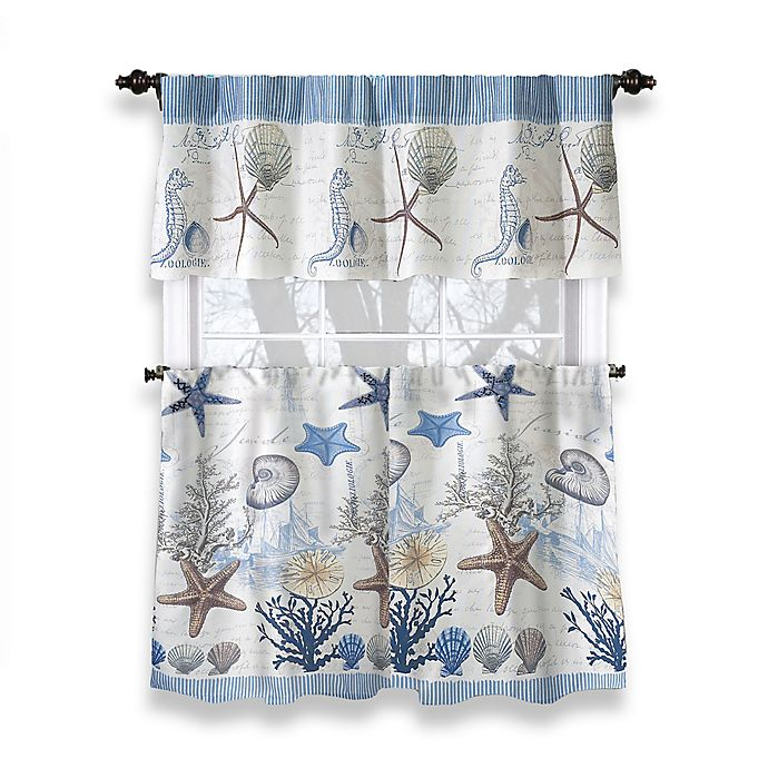 Alternate image 1 for Avanti Antigua Shower Curtain and Window Curtain Collection