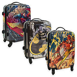 DC Comics™ 21-Inch Hardside Spinner Suitcase