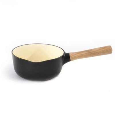 Berg Hoff® Ron 1.8 Qt. Cast Iron Open Sauce Pan In Black by Bed Bath And Beyond