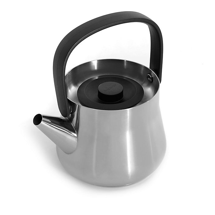 Alternate image 1 for BergHOFF® Ron 1.1 qt. Teapot with Strainer