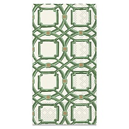 Boston International 16-Count Courtyard Paper Guest Towel Napkin