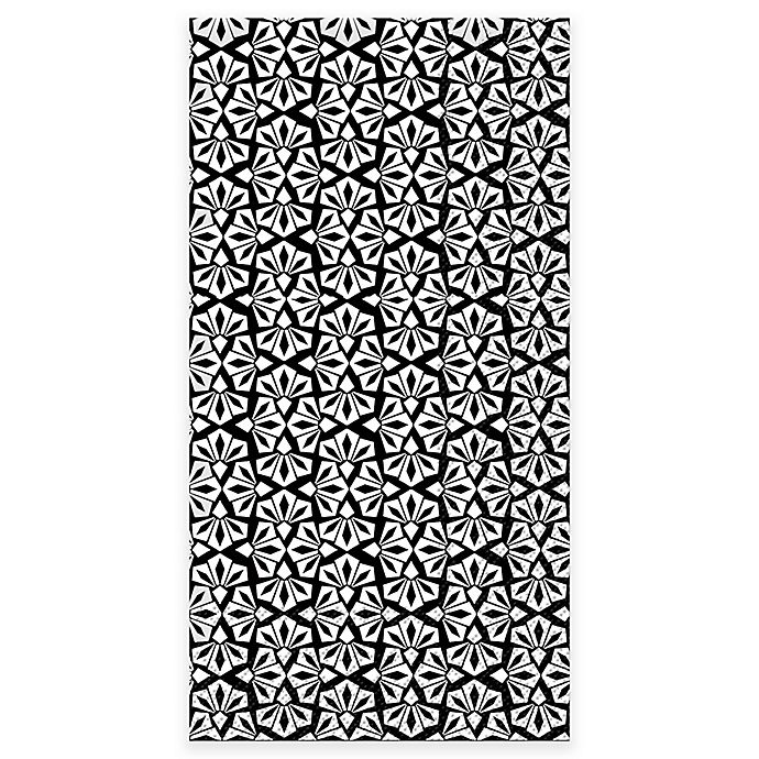 Alternate image 1 for Boston International Loft 16-Count Paper Guest Towels in Black