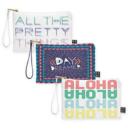 Deny Designs Zoe Wodarz Pouch Collection