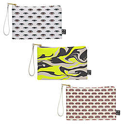 Deny Designs Wesley Bird Pouch Collection