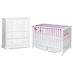 Child Craft™ London Nursery Furniture Collection in Matte White