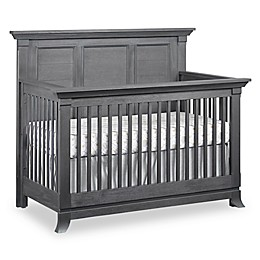 Ozlo Baby Hamilton 4-in-1 Convertible Crib in Grey