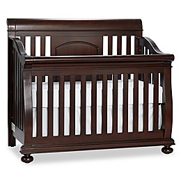Suite Bebe Barcelona 4-in-1 Lifetime Crib in Cherry