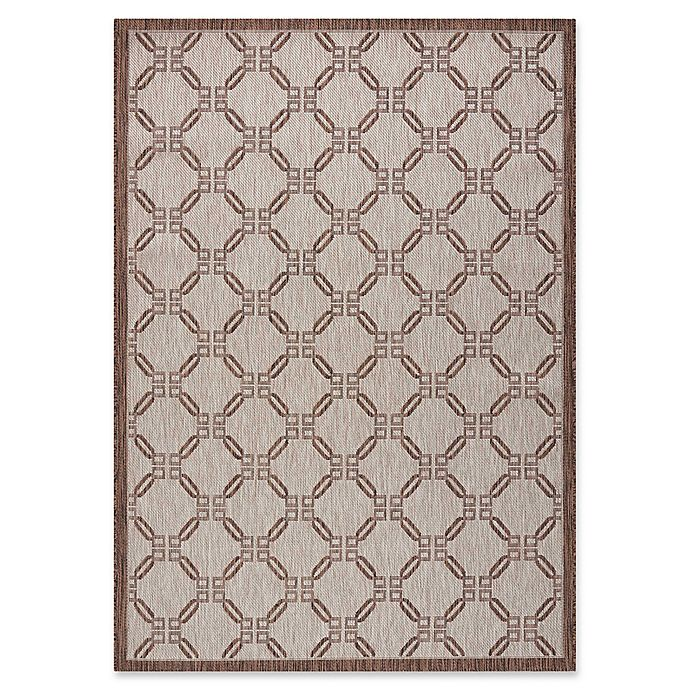Alternate image 1 for Nourison Country Side  Machine Woven Area Rug