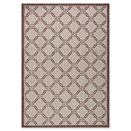 Nourison Country Side  Machine Woven Area Rug