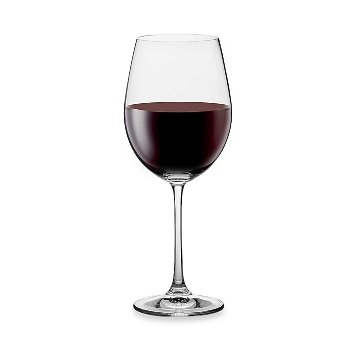 Alternate image 1 for Nachtmann Crystal Vivendi 27 oz. Bordeaux Glasses (Set of 4)