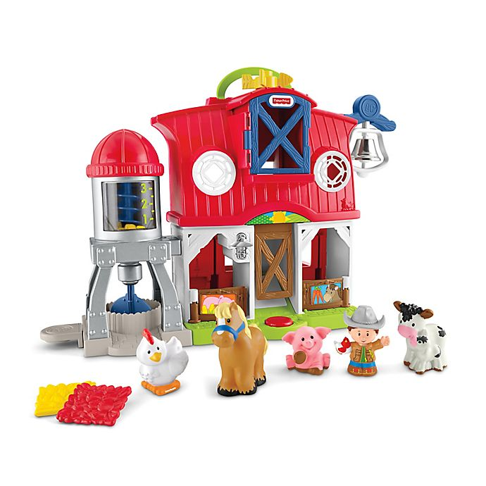 Alternate image 1 for Fisher-Price® Little People® Caring for Animals Farm