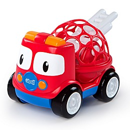 Oball™ Go Grippers™ Fire Truck Toy in Red
