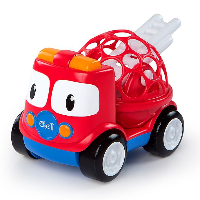 Alternate image 1 for Oball™ Go Grippers™ Fire Truck Toy in Red
