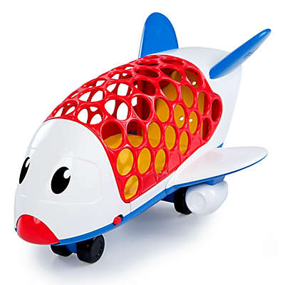 Oball™ Go Grippers™ Cargo Jet Toy in Red