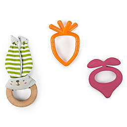 Bright Starts™ Bunny Bits Teething Set (Set of 3)