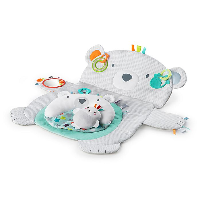 Alternate image 1 for Bright Starts Tummy Time Prop & Play Mat