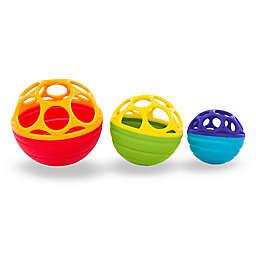 Oball™ Flex & Stack Balls in Yellow