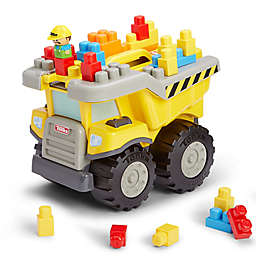 Tonka® 25-Piece Mighty Builders Pull & Store Construction Dump Truck