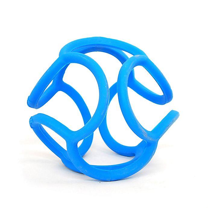 Alternate image 1 for OgoSport Bolli Tactile and Sensory Ball Peg Toy in Blue