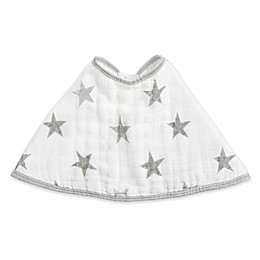 aden® by aden + anais® Dusty Burpy Bib in Grey