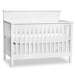 Suite Bebe Asher 4-in-1 Convertible Crib in White