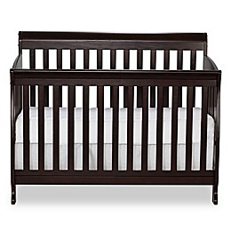 Suite Bebe Riley 4-in-1 Convertible Crib in Espresso