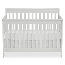 Suite Bebe Riley 4-in-1 Convertible Crib in White