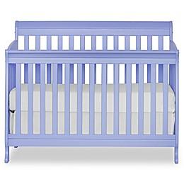 Suite Bebe Riley 4-in-1 Convertible Crib in Lilac