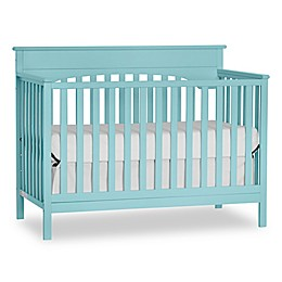 Harley 4-in-1 Lifetime Convertible Crib in Mint
