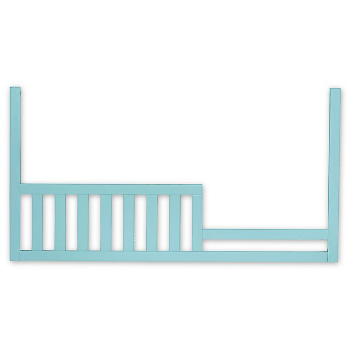Alternate image 1 for Harley Toddler Guard Rail in Mint