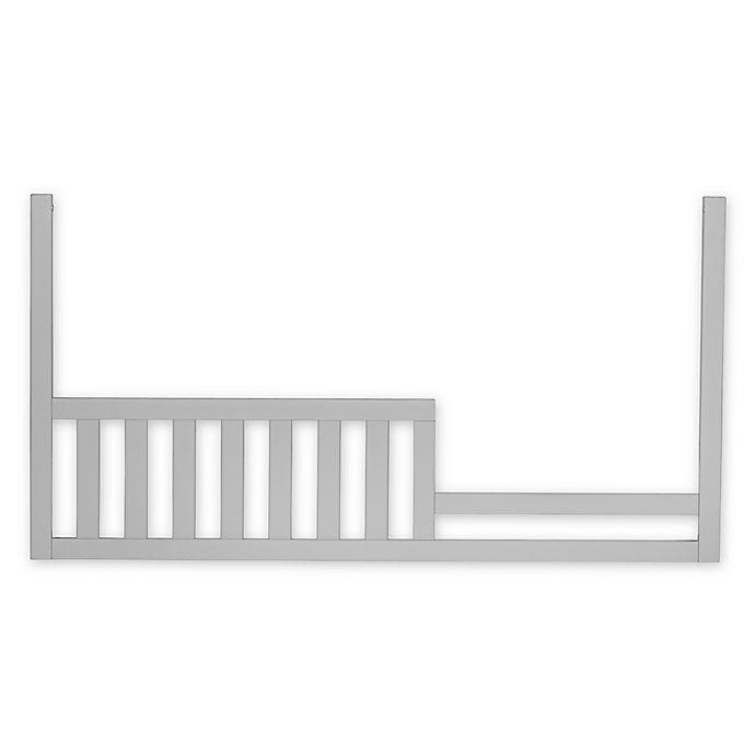 Alternate image 1 for Harley Toddler Guard Rail in Grey