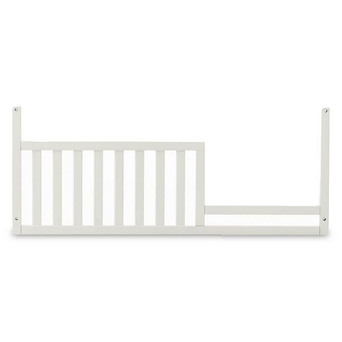 Alternate image 1 for Suite Bebe Winchester Toddler Guard Rail in White