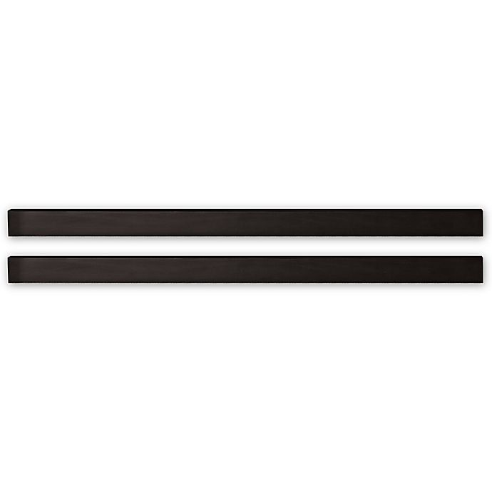 Alternate image 1 for Pali™ Universal Full-Size Bed Rails in Onyx (Set of 2)