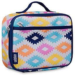 Wildkin Kids Aztec Lunch Box in Blue