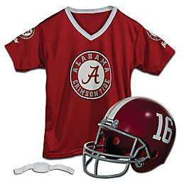 University of Alabama Kids Helmet/Jersey Set