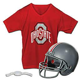 Ohio State University Kids Helmet/Jersey Set
