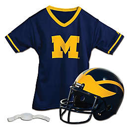 University of Michigan Kids Helmet/Jersey Set