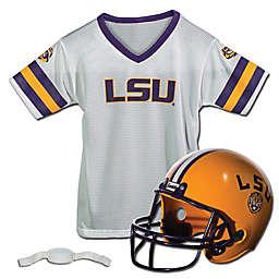 Louisiana State University Kids Helmet/Jersey Set