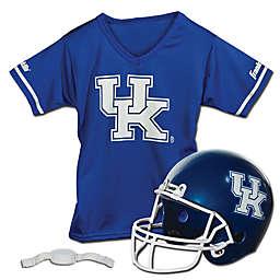 University of Kentucky Kids Helmet/Jersey Set